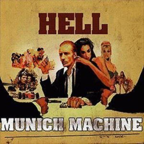 Dj Hell Munich Machine Import Eu