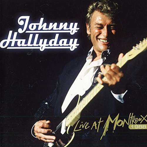 Johnny Hallyday Live At Montreux 1988 Import Gbr