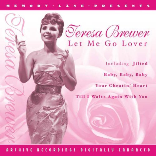 Theresa Brewer Let Me Go Lover Import Gbr