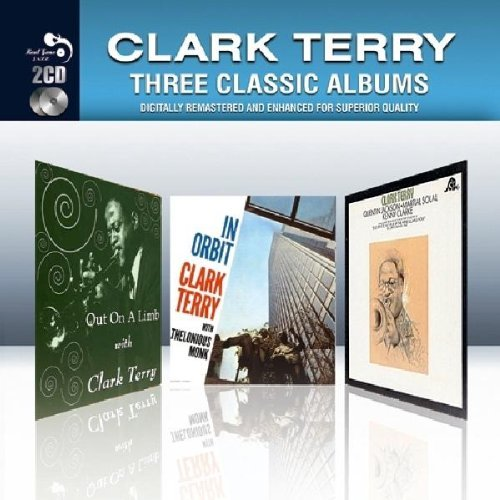 Terry Clarke Three Classic Albums 2 CD