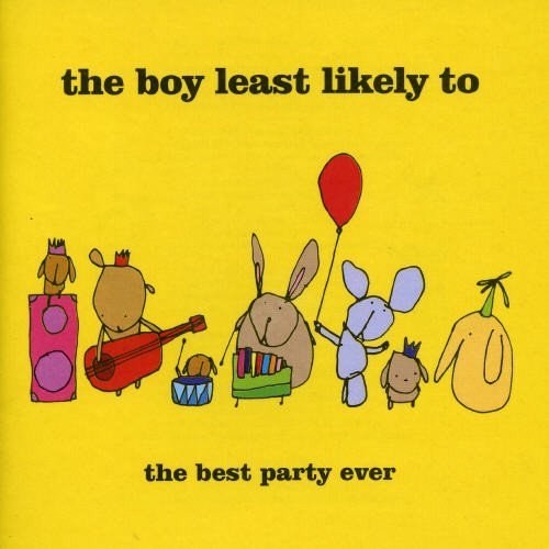 Boy Least Likely To Best Party Ever