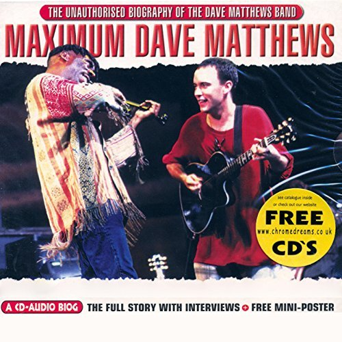 Dave Matthews Band Maximum Matthews Picture Disc Incl. 8 Pg. Book