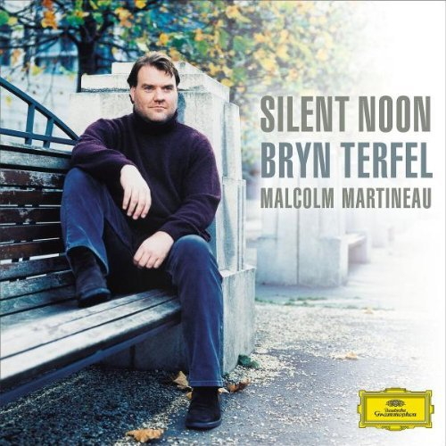 Bryn Terfel Silent Moon English Songs Import Aus