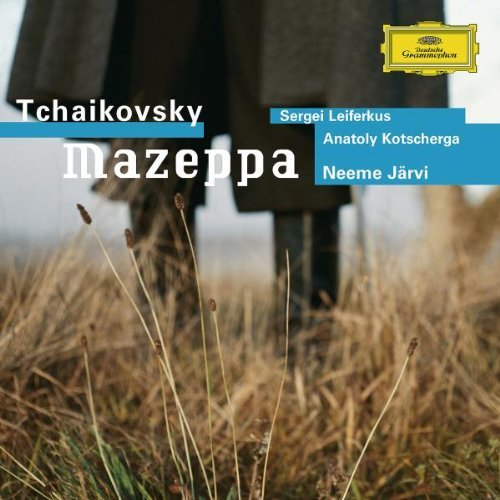 P.I. Tchaikovsky Mazeppa 3 CD Set Jarvi Guthenburg So