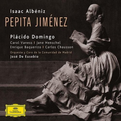I. Albeniz Pepita Jimenez Domingo*placido (voc) 2 CD Set