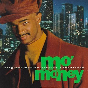 Mo' Money Soundtrack Public Enemy Color Me Badd Vandross Tresvant Gill Krush