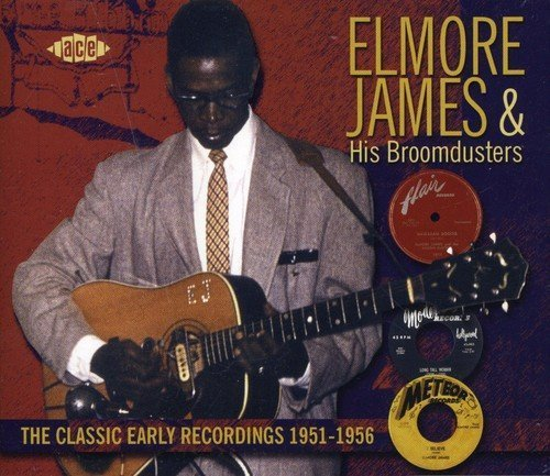 Elmore James Classic Early Recordings 1951 Import Gbr 3 CD