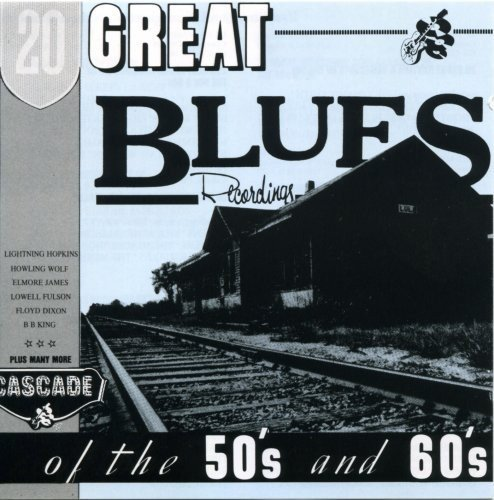 20 Great Blues Recordings Of T 20 Great Blues Recordings Of T Import Gbr
