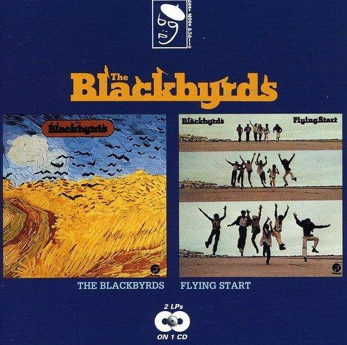 blackbyrds-blackbyrds-flying-start-import-gbr