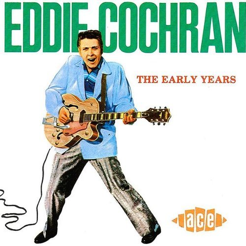 Eddie Cochran Early Years Import Gbr