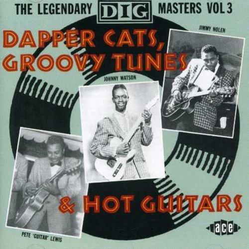 dapper-cats-groovy-tunes-hot-dapper-cats-groovy-tunes-hot-import-gbr-watson-nolen-lewis-robbins
