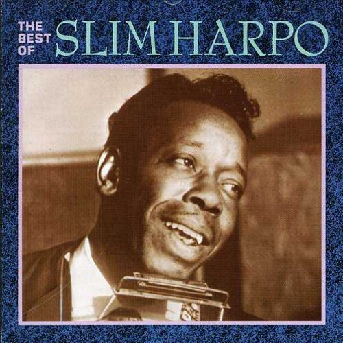 Slim Harpo Best Of Slim Harpo Import Gbr