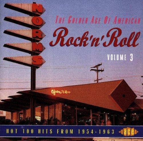 Golden Age Of American Rock 'N/Vol. 3-Golden Age Of American@Import-Gbr@Golden Age Of American Rock