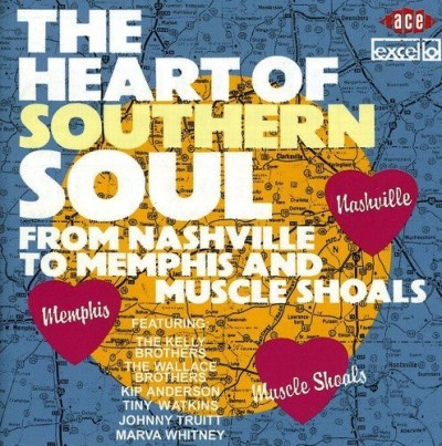 Heart Of Southern Soul Vol. 1 Heart Of Southern Soul Import Gbr Heart Of Southern Soul
