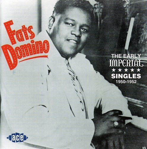 Fats Domino Early Imperial Singles 1950 52 Import Gbr