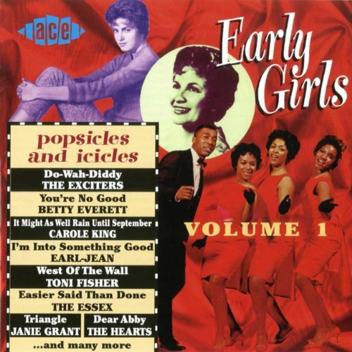 Early Girls Vol. 1 Popsicles & Icicles Import Gbr Early Girls