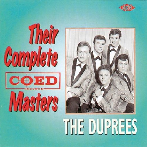 duprees-their-complete-coed-masters-import-gbr