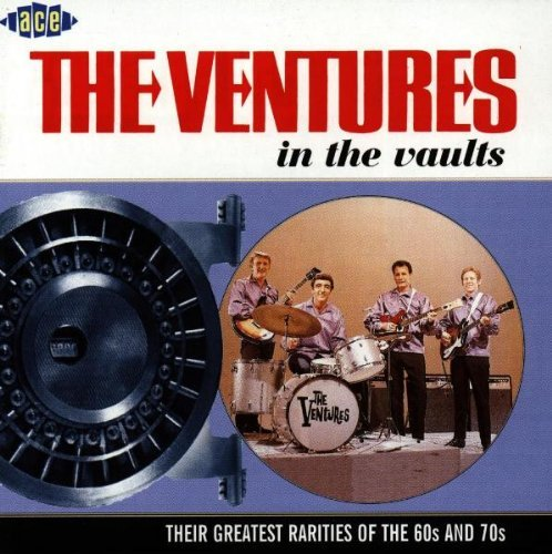 Ventures In The Vaults Import Gbr
