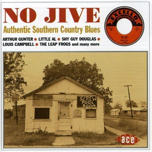 No Jive Authentic Southern Co No Jive Authentic Southern Co Import Gbr