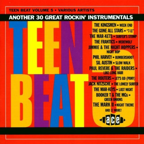 Teen Beat Vol. 5 Teen Beat Import Gbr Teen Beat