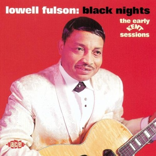 Lowell Fulson Black Nights Import Gbr