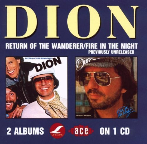 Dion Return Of The Wanderer Fire In Import Gbr 2 On 1
