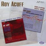 Roy Acuff Sings American Folk Songs Hand Import Gbr 2 On 1