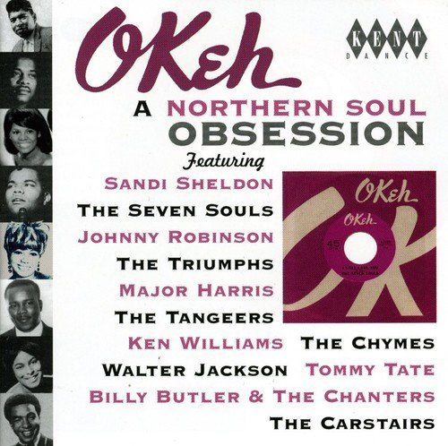 Okeh A Northern Soul Obsessio Vol. 1 Okeh A Northern Soul O Import Gbr Okeh A Northern Soul Obsessio
