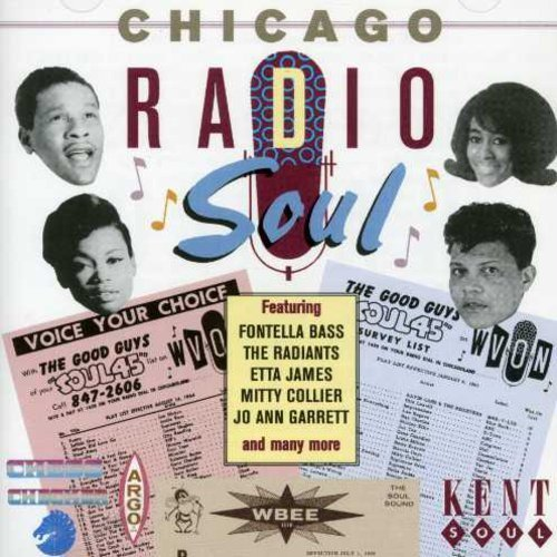 Chicago Radio Soul Chicago Radio Soul Import Gbr Phelps Collier Garrett Milton