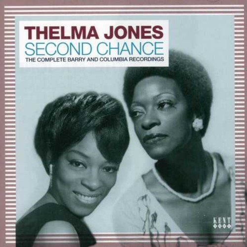 Thelma Jones Second Chance Complete Barry! Import Gbr