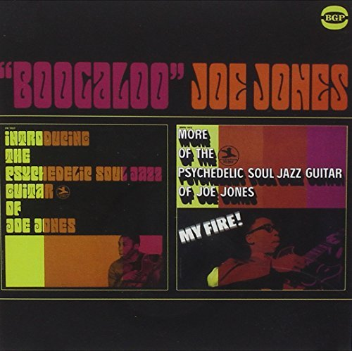 Ivan Boogaloo Joe Jones Mindbender My Fire Import Gbr 2 On 1