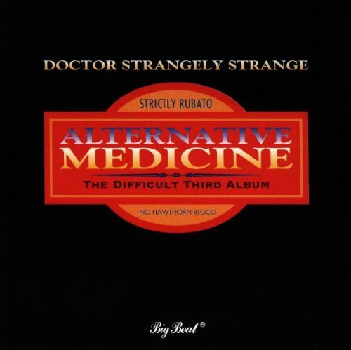 Dr. Strangely Strange Alternative Medicine Import Gbr