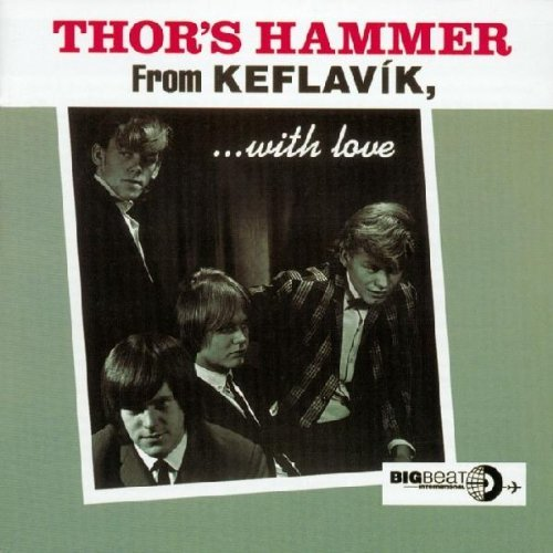 Thor's Hammer From Keflavik With Love Import Gbr