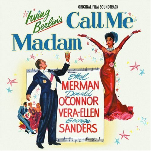 Call Me Madam Soundtrack Import Gbr