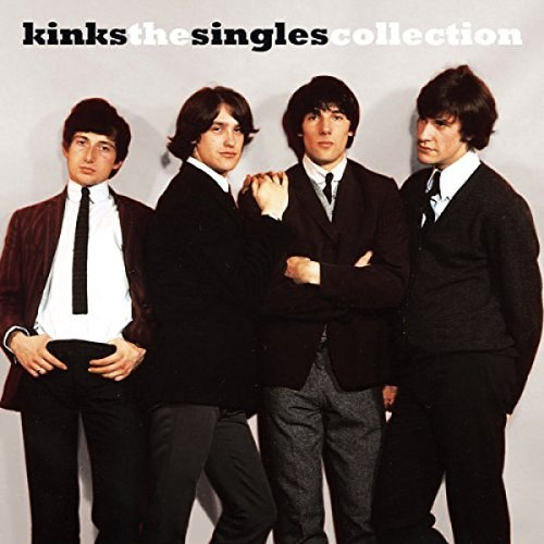kinks-singles-collection-import-gbr