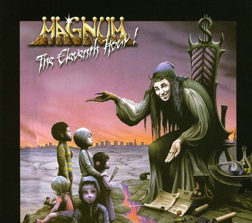 Magnum Eleventh Hour Import Gbr 2 CD