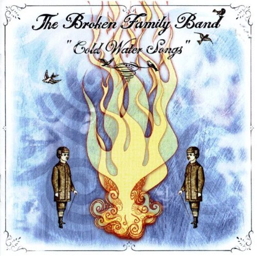 Broken Family Band Cold Watersongs Import Gbr