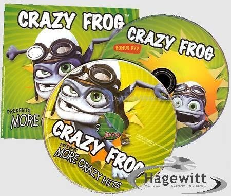 Crazy Frog More Crazy Hits Import Gbr