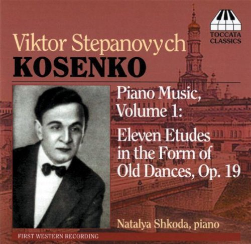 V.S. Kosenko Eleven Etudes In The Form Of O Shkoda*natalya