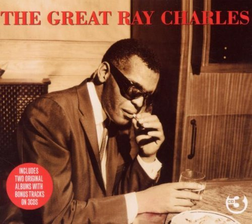 Ray Charles Great Ray Charles Import Gbr 3 CD Set