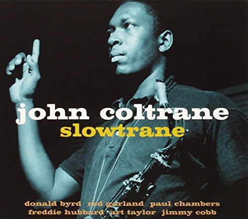 John Coltrane Slowtrane Import Gbr 3 CD
