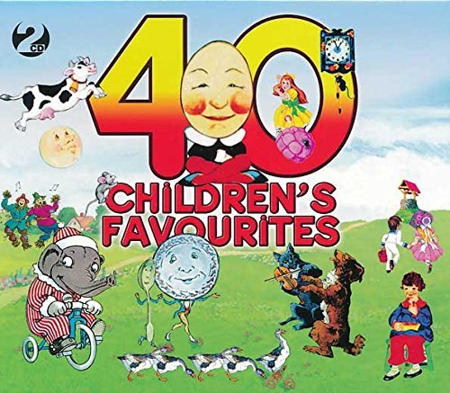 40 Childrens Favourites 40 Childrens Favourites Import Gbr