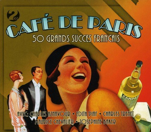 Cafe De Paris 50 Grands Cafe De Paris 50 Grands Import Gbr