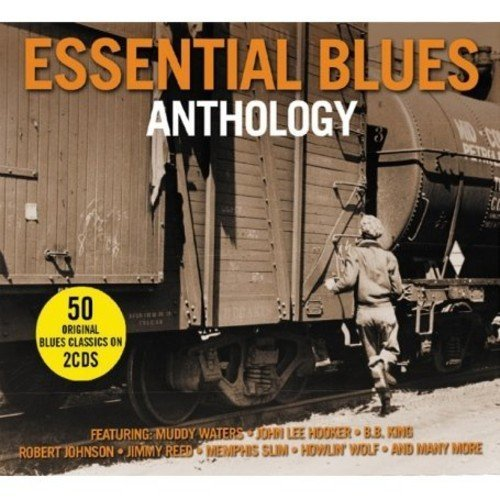 Essential Blues Anthology Essential Blues Anthology Import Gbr