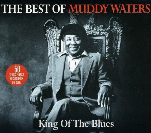 Muddy Waters King Of The Blues Import Gbr 2 CD