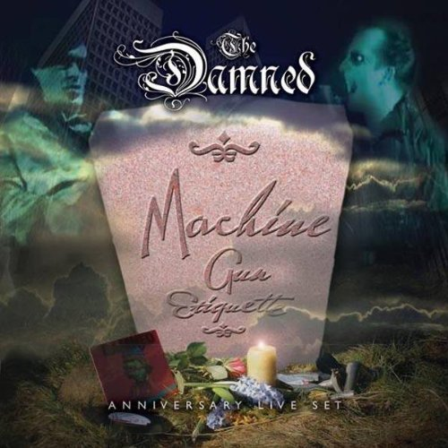 Damned Machine Gun Etiquette Annivers Incl. 2 DVD