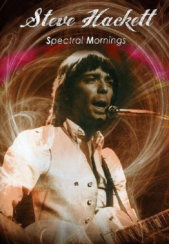 Steve Hackett Spectral Mornings
