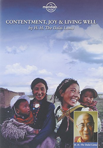 Contentment Joy & Living Well Dalai Lama Nr