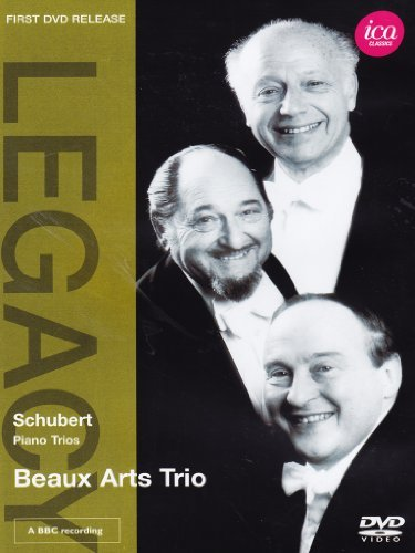 Beaus Arts Trio Plays Schubert Beaus Arts Trio