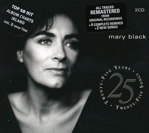 Mary Black Twenty Five Years Twenty Five Import Eu 2 CD Set Incl. Bonus Tracks